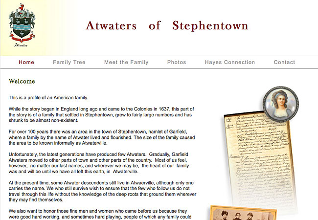 Atwaters of Stephentown