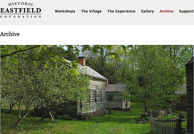 Historic Eastfield Foundation