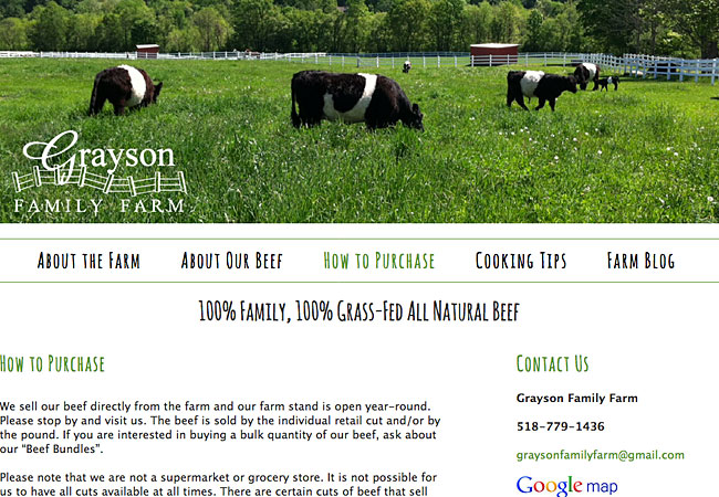 grayson family farm
