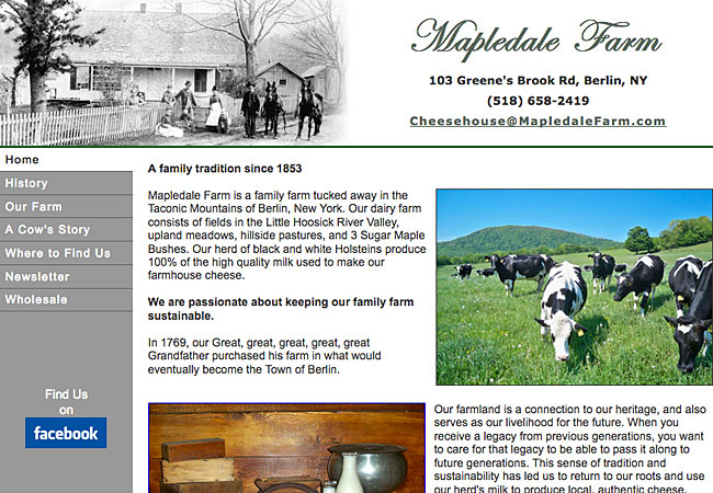 Mapledale Farm