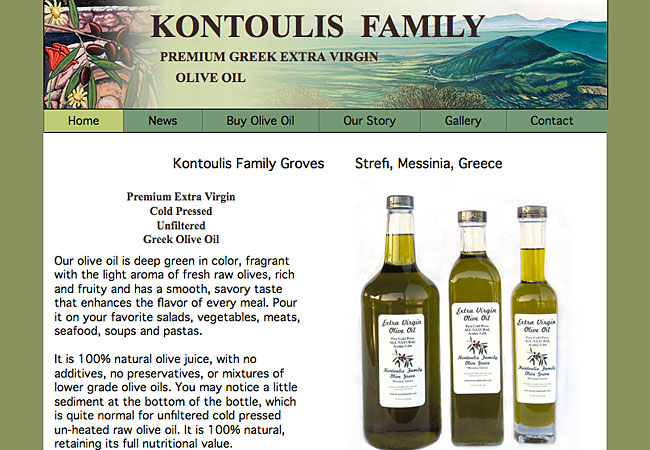 Kontoulis Family Groves
