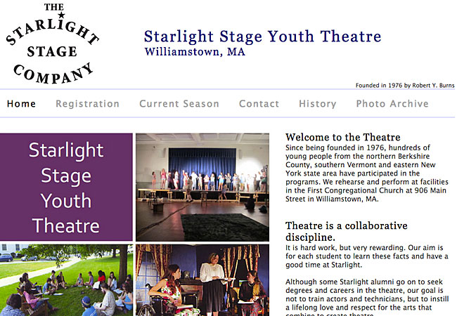 Starlight Stage Youth Theatre