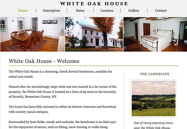 White Oak House